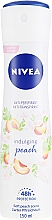 Parfüm, Parfüméria, kozmetikum Izzadásgátló dezodor - Nivea Soft Peach Antyperspirant Spray
