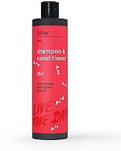 Parfüm, Parfüméria, kozmetikum Sampon kondicionáló 2 az 1-ben - Kili·g Man 2-in-1 Shampoo