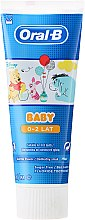 Parfüm, Parfüméria, kozmetikum Gyerekfogkrém - Oral-B Baby Winnie Pooh Toothpaste