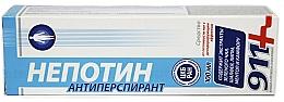 """Parfüm, Parfüméria, kozmetikum Dezodoráló hatású izzadásgátló lábgél """"Nepotin"""" - 911"""