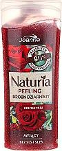 """Parfüm, Parfüméria, kozmetikum Testpeeling """"Fekete rózsa"""" - Joanna Naturia Peeling"""