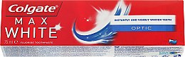 Parfüm, Parfüméria, kozmetikum Fehérítő fogkrém - Colgate Max White One Optic Fluoride Toothpaste