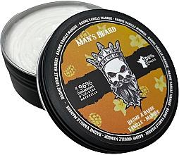Parfüm, Parfüméria, kozmetikum Szakállbalzsam - Man's Beard Vanille Mangue Baume A Barbe