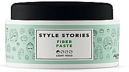 Parfüm, Parfüméria, kozmetikum Könnyen fixáló matt hajpaszta - Alfaparf Milano Style Stories Fiber Paste Light Hold