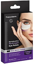 Parfüm, Parfüméria, kozmetikum Hidrogél szemtapasz - Frezyderm Revitalization Hydrogel Eye Patch
