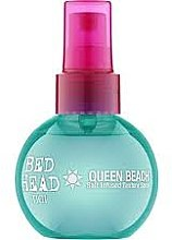 Parfüm, Parfüméria, kozmetikum Hajspray tengeri sóval - Tigi Bed Head Queen Beach Salt Infused Texture Spray