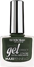 Parfüm, Parfüméria, kozmetikum Körömlakk - Deborah Gel Effect Nail Enamel