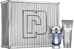 Parfüm, Parfüméria, kozmetikum Paco Rabanne Invictus - Szett (edt/100ml + sh/gel/100ml)