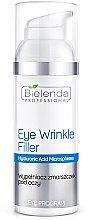 Parfüm, Parfüméria, kozmetikum Liftinges krém szemkörüli ráncokra - Bielenda Professional Program Eye Wrinkle Filler