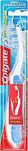 Parfüm, Parfüméria, kozmetikum Összeszerelhető utazó fogkefe, lágy, kék - Colgate Portable Travel Soft Toothbrush