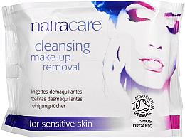 Parfüm, Parfüméria, kozmetikum Sminktisztító törlőkendő - Natracare Cleansing Make-Up Removal Wipes