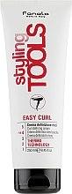 Parfüm, Parfüméria, kozmetikum Krém göndör hajra - Fanola Tools Easy Curl