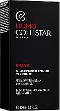 Parfüm, Parfüméria, kozmetikum Készlet - Collistar Linea Uomo (Maxi Volume) (ash/balm/100ml + moist/30ml)