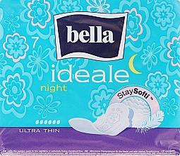 Parfüm, Parfüméria, kozmetikum Egészségügyi betét Ideale Ultra Night StaySofti, 7 db - Bella