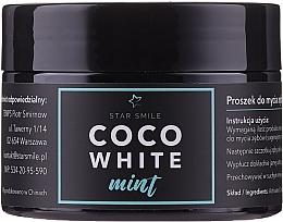 Parfüm, Parfüméria, kozmetikum Fogpor - Star Smile CoCo White Mint