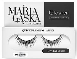 Parfüm, Parfüméria, kozmetikum Műszempilla - Clavier Quick Premium Lashes Daily Lady 813
