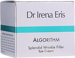 Parfüm, Parfüméria, kozmetikum Szemkörnyékápoló krém - Dr Irena Eris Algorithm Splendid Wrinkle Filler Eye Cream