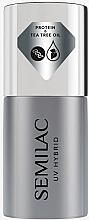 Parfüm, Parfüméria, kozmetikum Gél-lakk bázis - Semilac UV Hybrid Protect & Care Base