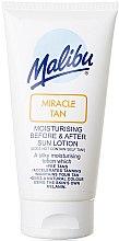 Parfüm, Parfüméria, kozmetikum Napozás utáni hidratáló arclotion - Malibu Miracle Tan Moisturising Before and After Sun Lotion