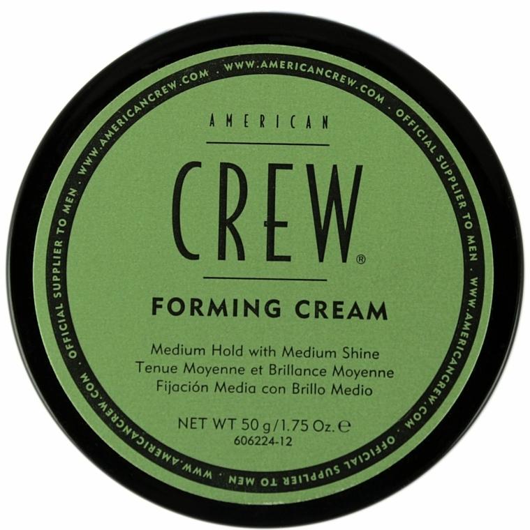 Hajformázó krém - American Crew Classic Forming Cream — fotó N1