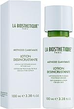 Parfüm, Parfüméria, kozmetikum Mélytisztító lotion zsíros bőrre - La Biosthetique Methode Clarifiante Lotion Desincrustante