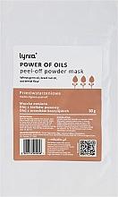 """Parfüm, Parfüméria, kozmetikum Arcmaszk """"Olaj erő"""" - Lynia Power Of Oil Peel Off Powder Mask"""