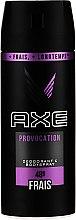 Parfüm, Parfüméria, kozmetikum Izzadásgátó - Axe Provocation Men Deodorant Bodyspray