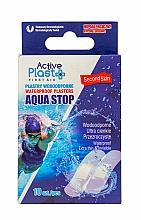 Parfüm, Parfüméria, kozmetikum Vízálló sebtapasz - Ntrade Active Plast First Aid Waterproof Plasters