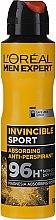 Parfüm, Parfüméria, kozmetikum Férfi izzadásgátló dezodor - L'Oreal Men Expert Invincible Sport Deodorant 96H