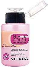 Parfüm, Parfüméria, kozmetikum Acetonmentes körömlakklemosó - Vipera Nail Polish Remover Revita For Artifical And Sensitive Nails