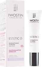 Parfüm, Parfüméria, kozmetikum Világosító szemkörnyékápoló krém - Iwostin Estetic 2 Brightening Eye Cream