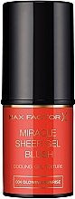 Parfüm, Parfüméria, kozmetikum Pirosító stift - Max Factor Miracle Sheer Gel Blush Stick