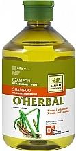 Parfüm, Parfüméria, kozmetikum Hajerősítő sampon calamus gyökér kivonattal - O'Herbal