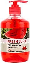 """Parfüm, Parfüméria, kozmetikum Gél szappan glicerinnel """"Görögdinnye"""" - Fresh Juice Watermelon"""