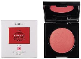 Parfüm, Parfüméria, kozmetikum Pirosíró - Korres Wild Rose Brightening Vibrant Colour Blush