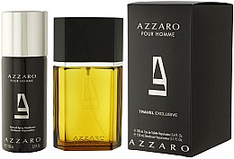 Parfüm, Parfüméria, kozmetikum Azzaro Pour Homme Travel - Szett (edt/100ml + deo/150ml)