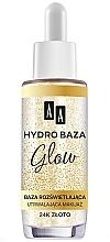 Parfüm, Parfüméria, kozmetikum Sminkfixáló alapozó - AA Hydro Baza Glow