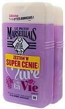 Parfüm, Parfüméria, kozmetikum Szett - Le Petit Marseillais Je Suis La Mure De Ta Vie Shower Gel (sh/gel/2x250ml)
