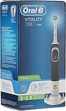 Parfüm, Parfüméria, kozmetikum Elektromos fogkefe - Oral-B Vitality 150 Cross Action