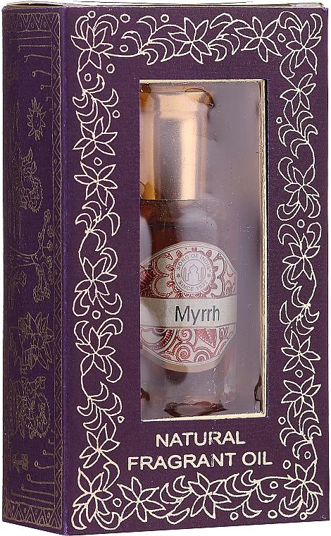 Song Of India Myrrh - Perfüm olaj
