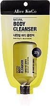 Parfüm, Parfüméria, kozmetikum Testtisztító - Alice Koco Natural Body Cleanser
