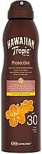 Parfüm, Parfüméria, kozmetikum Száraz olaj napozásra - Hawaiian Tropic Protective Dry Oil Spray SPF 30