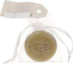 """Parfüm, Parfüméria, kozmetikum Szappan """"Citrom és vasfű"""" (zsákban) - Institut Karite Lemon Verbena Shea Macaron Soap"""