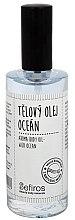 "Parfüm, Parfüméria, kozmetikum Testápoló olaj ""Óceán"" - Sefiros Ocean Body Oil"