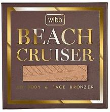 Parfüm, Parfüméria, kozmetikum Test és arc bronzosító - Wibo Beach Cruiser Body&Face Bronzer