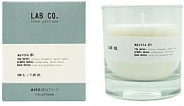 Parfüm, Parfüméria, kozmetikum Illatosított gyertya - Ambientair Lab Co. Myrtle