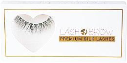 Parfüm, Parfüméria, kozmetikum Műszempilla - Lash Brow Premium Silk Lashes Natural Mess