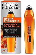 Parfüm, Parfüméria, kozmetikum Szemkörnyékápoló roll-on - L'Oreal Paris Men Expert Hydra Energetic Roll-on Eyes