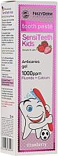 Parfüm, Parfüméria, kozmetikum Fogkrém - Frezyderm SensiTeeth Kids Tooth Paste 1000ppm