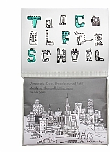 Parfüm, Parfüméria, kozmetikum Mattító törlőkendő szénnel - Too Cool For School Dinoplatz Dear Brachiosaurus Blotting Paper Charcoal (utántöltő))